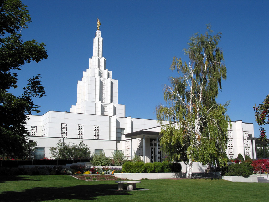Read more about the article Idaho Falls Temple Dedicatory Prayer (1945)